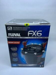 Fluval FX6 Aquarium Canister Filter ~ BRAND NEW! ~ Fast Shipping ~ Open Box