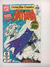 Detective Comics #522 VF+ 1983 DC comic Green Arrow