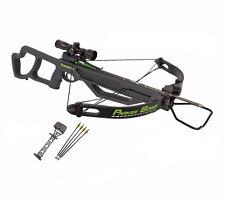 New Parker Bushwacker 160 Multi-Reticle Scope Crossbow Package X306-Mr