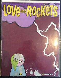 Love and Rockets #41 VG 1st Print Fantagraphics Comics Magazine