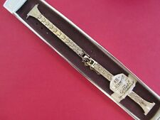 """NEW Kestenmade 10K Rolled Gold Plated Ladies Watch Band..5 3/4"""" Long"""
