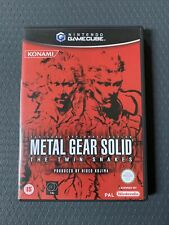 Metal Gear Solid: The Twin Snakes Nintendo GameCube