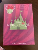 Disney Minnie Mouse The Main Attraction 3/12 Teacups LR Magic Band New!