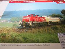 Archiv  Eisenbahnstrecken 680 Türkismühle Wolfersweiler