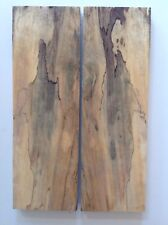 """Spalted Hickory Blanks, Knife Handles/Craft 3/8"""" X 2"""" X 6-1/2"""""""