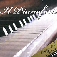 Il Pianoforte - Essential Classic 3 CD (Chopin, Beethoven, Mozart, Bach...)