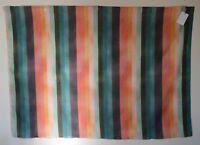 PAUL SMITH ARTIST STRIPE Signature striped cotton scarf scarve