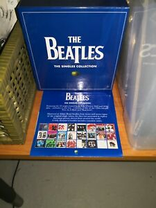 COFFRET THE BEATLES THE SINGLES COLLECTION Limited Vinyl Box (2019) NEUF