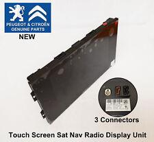CITROEN C4 Cactus 2016 LHD SAT NAV Touch Screen Display 9811486280