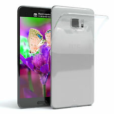 Schutz Hülle für HTC U Ultra Case Silikon Handy Cover Transparent