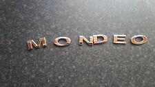 "FORD MONDEO MK3 2001-2007/MONDEO ST220/MONDEO MK4 ""MONDEO"" BOOT BADGE"