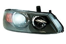 Nissan Almera 03-06 Hatchback Black Headlight Right Driver Off Side O/S