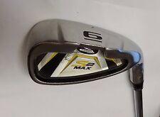 Cobra  S2 Max 6 Iron R Flex Steel Shaft
