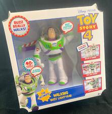 Mattel Disney Pixar Toy Story 4 The Ultimate Walking Buzz Lightyear. NEW