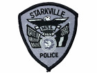 US Starkville Mississippi Police Patch