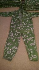 SOVIET Army Camo Uniform Suit KLMK ( BEREZKA ) Size 2