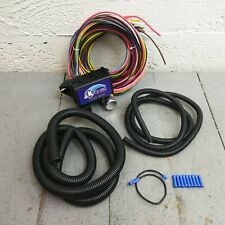 Wire Harness Fuse Block Upgrade Kit for 1934 - 1936 Humpmobile rat rod hot rod