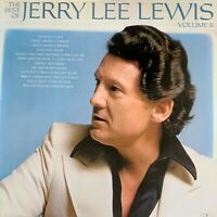 JERRY LEE LEWIS*Pre-Owned LP*-THE BEST OF VOLUME II**RARELY PLAYED