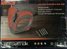 Electric Stapler & Nail Gun