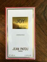 JOY by Jean Patou Perfume Women 1.5oz  Eau de Toilette Spray Vintage Sealed