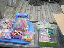 Large Polly Pocket Doll Lot Dolls Figures Clothes  Accessories Plus