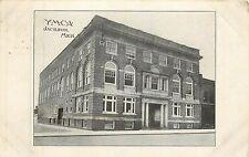 Michigan, MI, Jackson, Y. M. C. A. UDB (pre-1907) Postcard