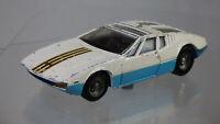 Rare Corgi Toys 271 Ghia 5000 Mangusta De Tomaso Chassis Vintage Sports Toy Car