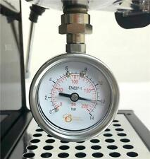 Portafilter Pressure Gauge Tester For Coffee Espresso Machines
