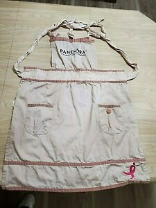 Pandora Unforgettable Moments Breast Cancer Awareness Apron