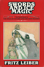 RARE EO SAGA OF FAFHRD & THE GRAY MOUSER N° 6 FRITZ LEIBER  SWORDS AND ICE MAGIC