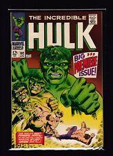 Incredible Hulk #102 (VF) - Executioner & Enchantress appearance - Origin retold