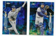 Mike Montgomery Meibrys Viloria 2020 Topps Chrome Update Sapphire Refractor Lot