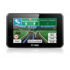Logicom Navi 5 Zoll GPS Navigationsgerät Auto PKW LKW Navigation Europa 3D Karte
