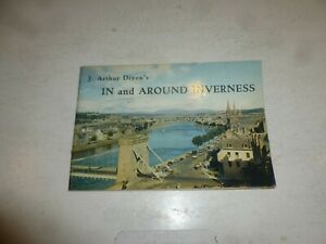 INVERNESS - In & Around Inverness - By J Arthur Dixon