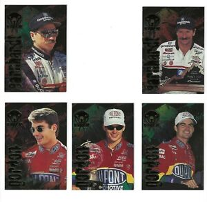 1996 Viper BLACK MAMBA #40 Jeff Gordon #448/499! SWEET & SCARCE! ONE CARD ONLY!
