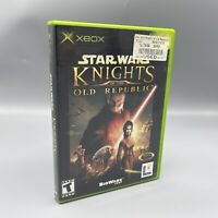 Star Wars: Knights of the Old Republic 2 II The Sith Lords Xbox No Manual