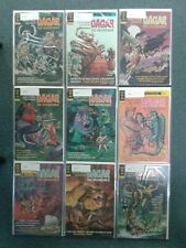 Dagar The Invincible #1-17 Gold Key 1972-1976 Full Set Lot Run Nice 6.0-7.0 Avg!