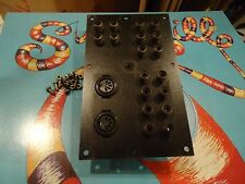 Kenwood Kr-9400 Stereo Receiver Parting Out Rca Jack Panel Complete