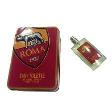 Eau de toilette ROMA 50 ml in paket von zinn