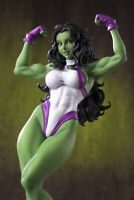 SHE-HULK BISHOUJO Kotobukiya Figure Official Marvel Statue like NEW