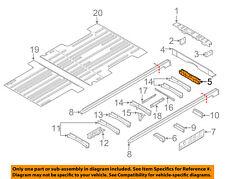 FORD OEM 15-18 Transit-250 Floor Rails-Rear-Rear Crossmember BK3Z61102A24A