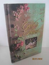 Quiet Whispers From God's Heart For Women by Cheri Fuller