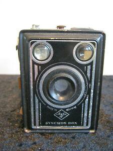 Agfa Synchro Box, ab 1951, 6 x 9 Rollfilm