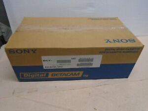 Lot of 10 SONY Digital BETACAM BCT-D12//A Video Cassette Tapes