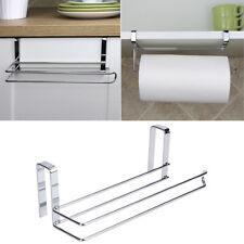 Küchenrollenhalter Papierrollenhalter Handtuchhalter-Edelstahl-Schrankeinsatz