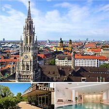 3 Tage Städtereise München 4★ Wellness Hotel Am Moosfeld Kurzurlaub Kurzreise