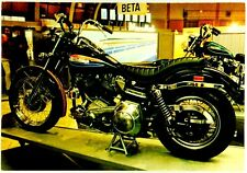 Cartolina Moto Harley-Davidson Sportster 900 cc. HP 75 Non Viaggiata