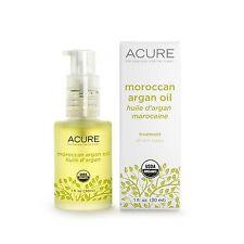 Moroccan Argan Oil, Treatment, All Skin Types, 1 fl oz (30 ml) - Acure Organics