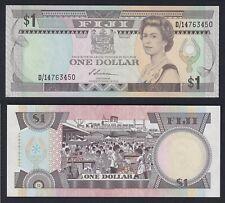 Fiji  1 dollar 1987 FDS-/UNC-  C-08