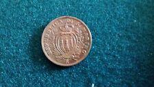 moneta da 10 centesimi 1936 san marino